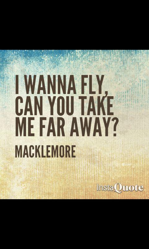 Macklemore Wings