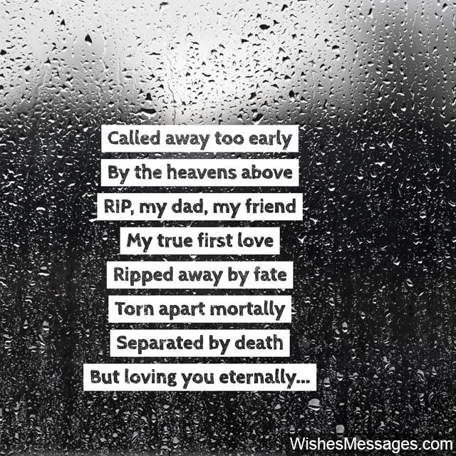 My Best Friend Died Suddenly Quotes: 55 Best Funeral Poems For Dad Images On Pinterest