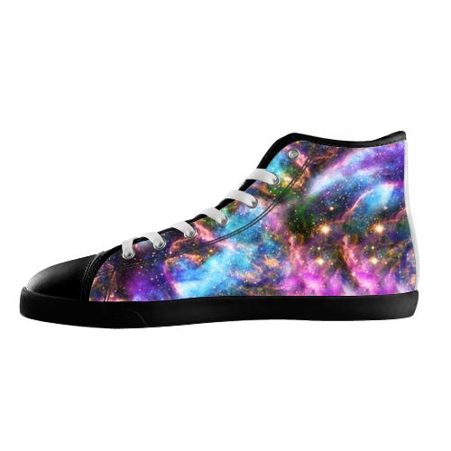 Galaxy Black Hole Shoes - Available Here: http://www.customdropshipping.com/personalized-design/personalized/galaxy-black-hole-black-high-top-canvas-shoes-model002-women-47252
