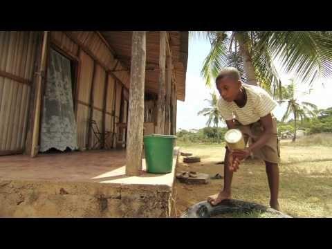 Koulu mangopuiden alla - YouTube
