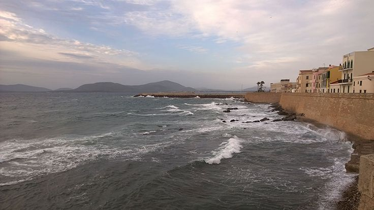 Weather in Sardinia in October - Alghero