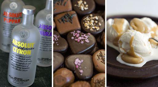 Choklad, Glass, Alkohol, Grönsaker, Diet, Nyttigt, Sprit, Forskning
