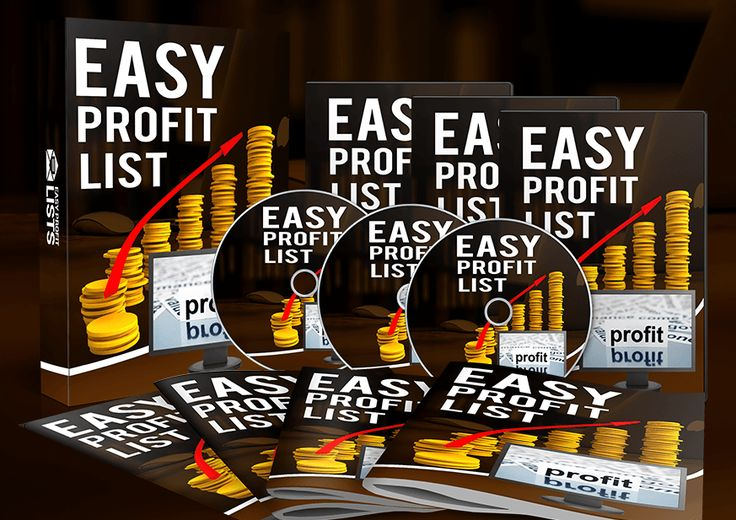 Easy Profit Lists By Anthony Tilley Review – Ultimate Method That Show You How To Make HUGE Dollars While You Sleep Or On Vacation With Your Family