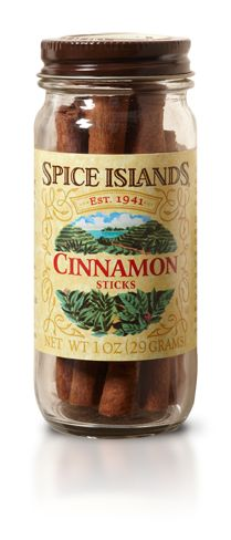 Cinnamon Sticks - Spices and Herbs