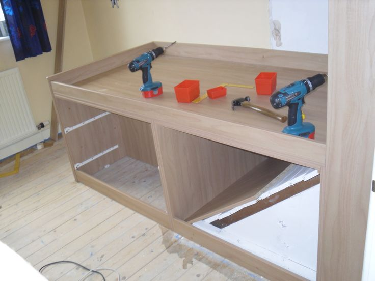 Cabin Bedroom Fitted Furniture