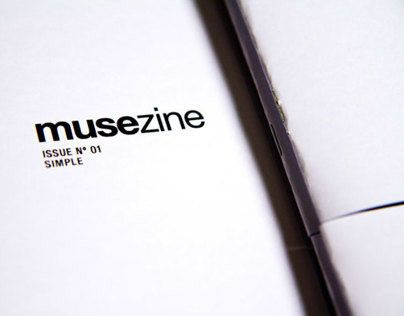 """Check out this @Behance project: """"musezine Issue 01 — Simple"""" https://www.behance.net/gallery/12499519/musezine-Issue-01-Simple"""