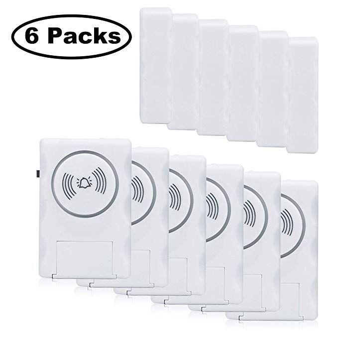 Window Door Alarms Humutu 120 Db Pool Alarm For Doors Magnet