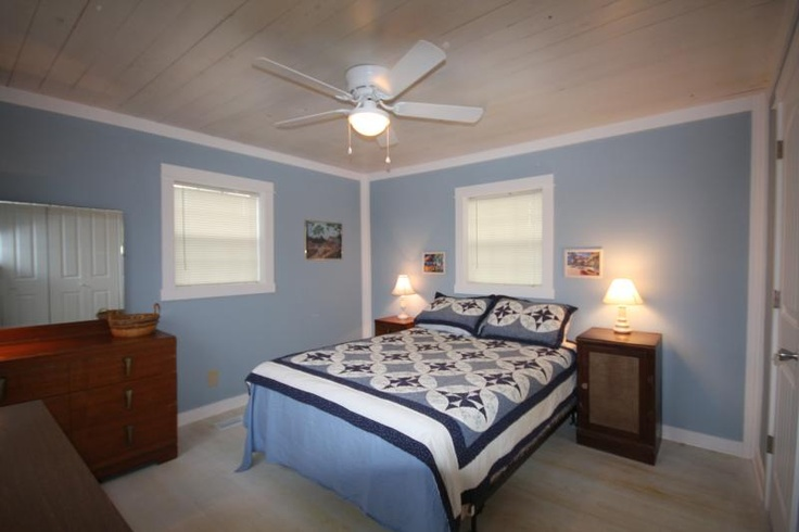 Master Bedroom With A Beach Theme