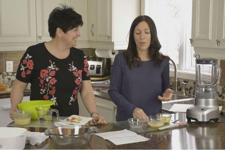 Marie reçoit Mélissa Labonté, diététiste-nutritionniste pour parler des purées pour bébé. L'introduction des aliments est une grande étape.