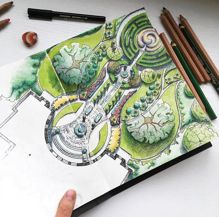 Scale Drawing Simple Tree House