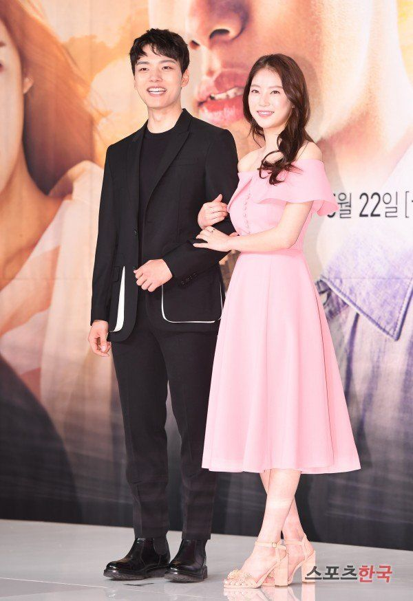 """Circle"" Yeo Jin-goo and Gong Seung-yeon"