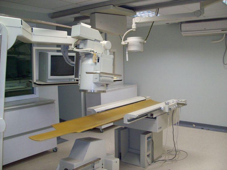Salas especiales en el Instituto Medico Modelo Solano