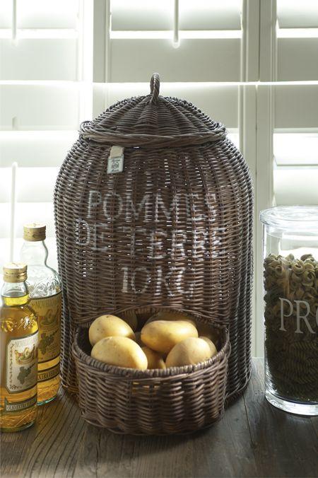 Rivièra Maison Webstore - accessoires | Keuken- & Eetgerei | Diverse Keuken & Eetgerei | RR Pommes de Terre Basket