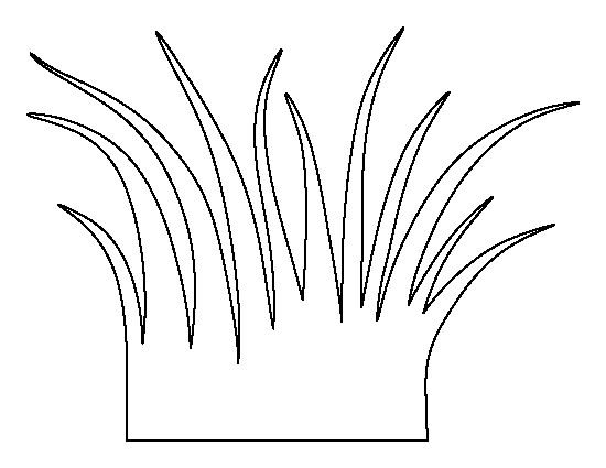 coloring pages with grass - photo#14
