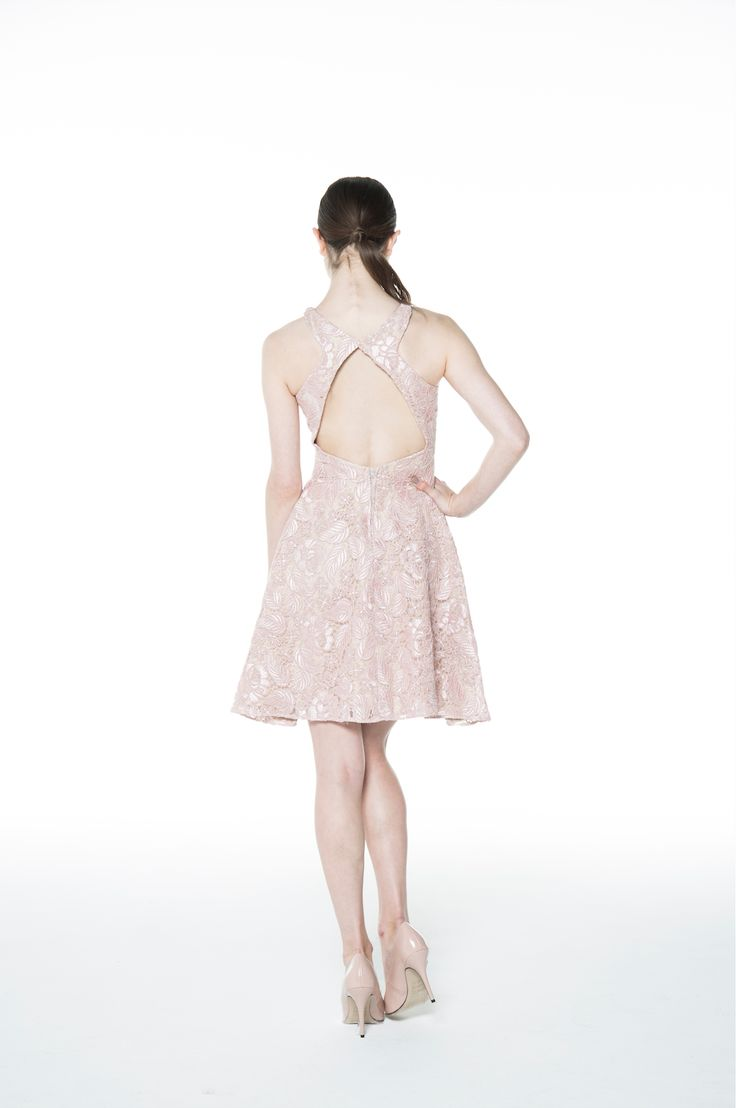 Stacy Dress - Perfect for Prom or an outdoor wedding! Made in Canada