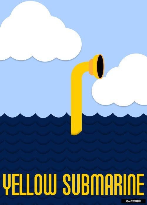 #344 - Yellow Submarine