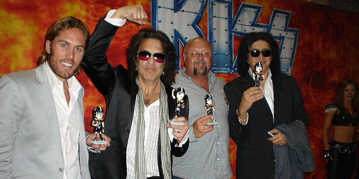 Before launching an arena football team in 2014, two members of the band KISS turned to Staples for a tailor-made marketing solution.