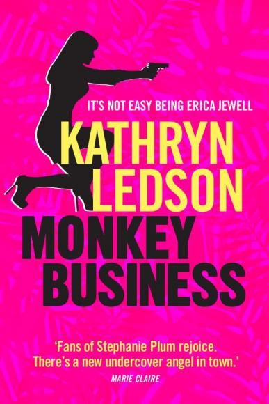 Book Review of Monkey Business by Kathryn Ledson at AustCrimeFiction