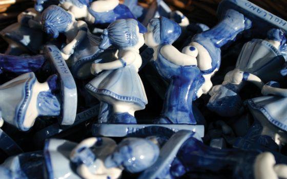 Delfts Blue kisses