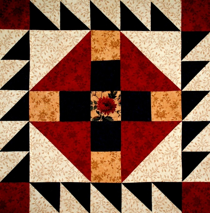 24 best Block of the Month images on Pinterest   Quilt patterns ... : block by block quilting - Adamdwight.com