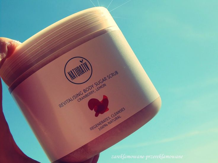 #Naturativ #Revitalizing #Sugar #Bodyscrub #cosmetic #ecofriendly #bodycare
