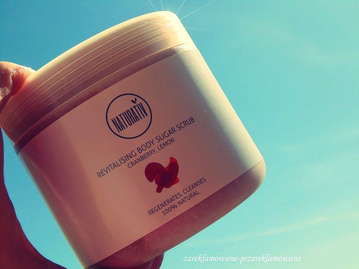 #Naturativ #Revitalizing #Sugar #Bodyscrub #cosmetic #ecofriendly #bodycare