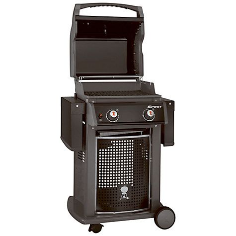 Buy Weber® Spirit® Classic E-210 2-Burner Gas BBQ Online at johnlewis.com