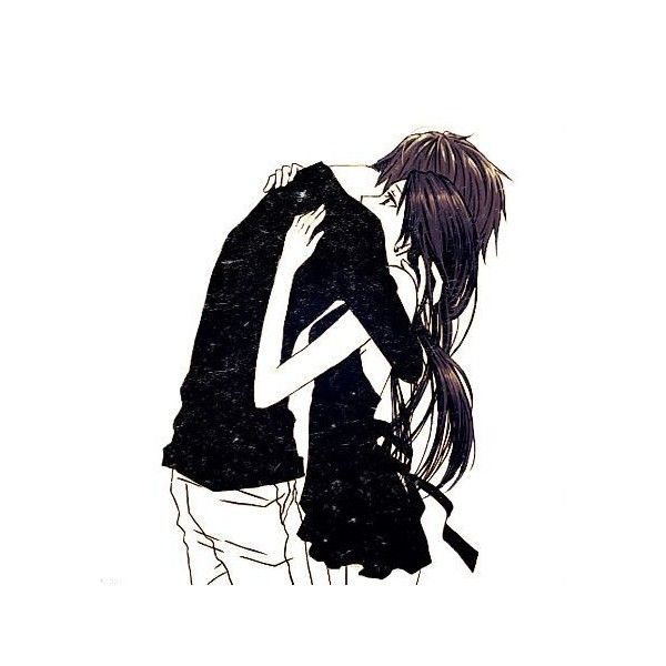 We Heart It ❤ liked on Polyvore featuring anime, couples, manga, backgrounds, doodle, filler and scribble