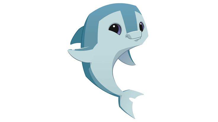 Animal Jam dolphin