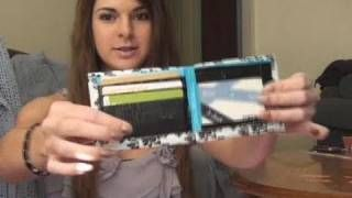socraftastic duct tape wallet - YouTube