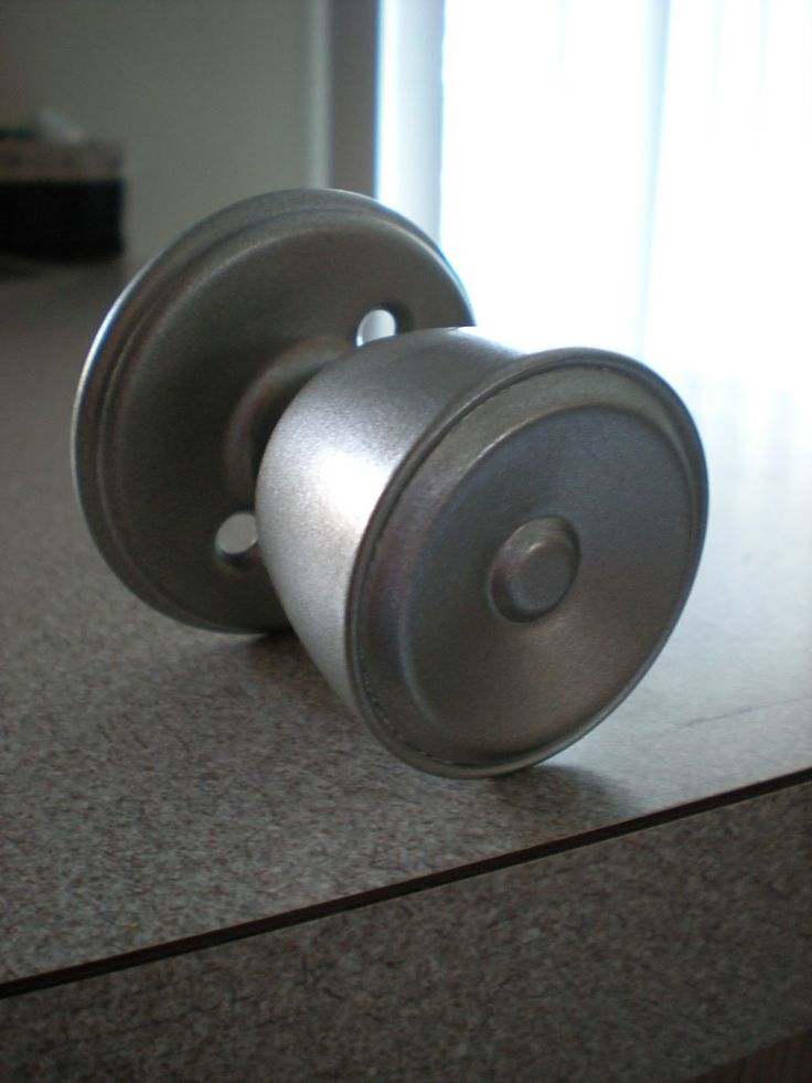 1000 ideas about brushed nickel spray paint on pinterest - Brushed nickel interior door knobs ...
