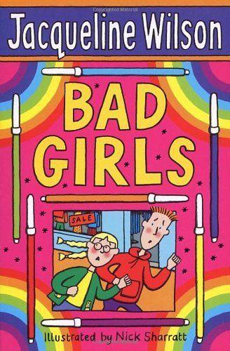 Bad Girls by Jacqueline Wilson, http://www.amazon.co.uk/dp/0440867622/ref=cm_sw_r_pi_dp_09Spsb1V4F2FC