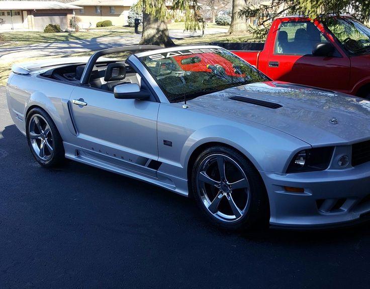 eBay: 2007 Ford Mustang Saleen S281-SC Speedster 2007 Saleen Mustang S281-SC Speedster #07-0080 600+HP #fordmustang #ford