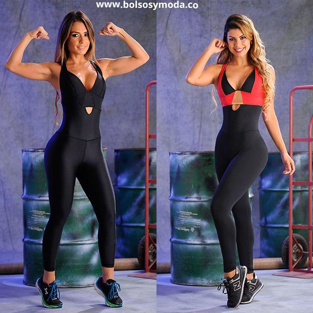 56c4665985d5 Enterizos Para El Gym E362 en 2019   Clothes sport   Ropa deportiva ...