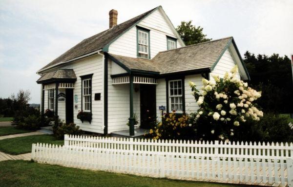 Lucy Maude Montgomery Birthplace, New London, Prince Edward Island
