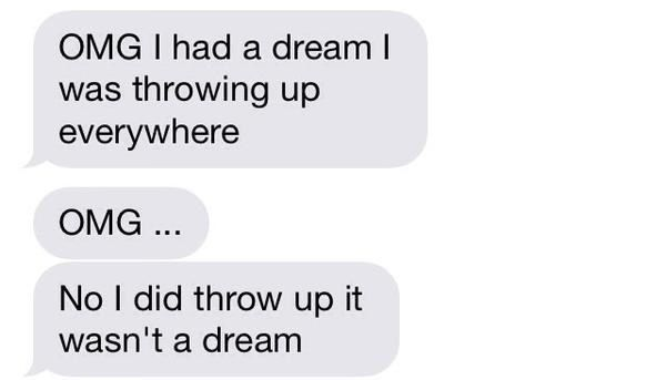 This morning-after text.   19 Super Romantic Morning Texts Everyone Wants To Wake Up To