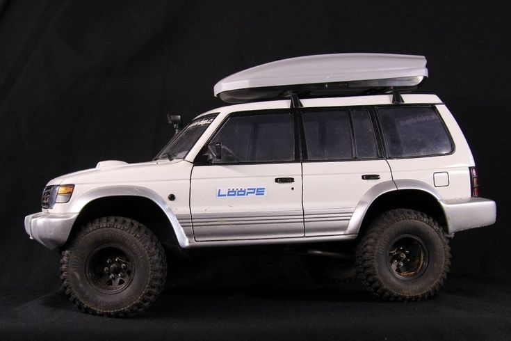 2017 NEW Thule Style Roof Box for Tamiya CC-01 MST CMX 1/10 Scale Offroad RC4WD | eBay