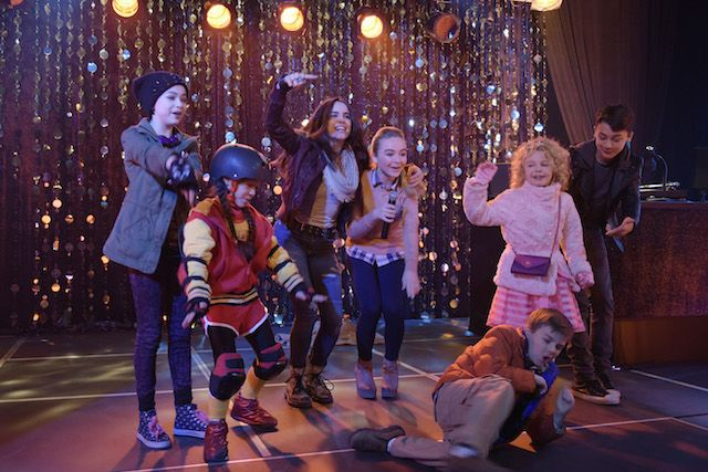 """Adventures in Babysitting"" Makes 100 DCOM"
