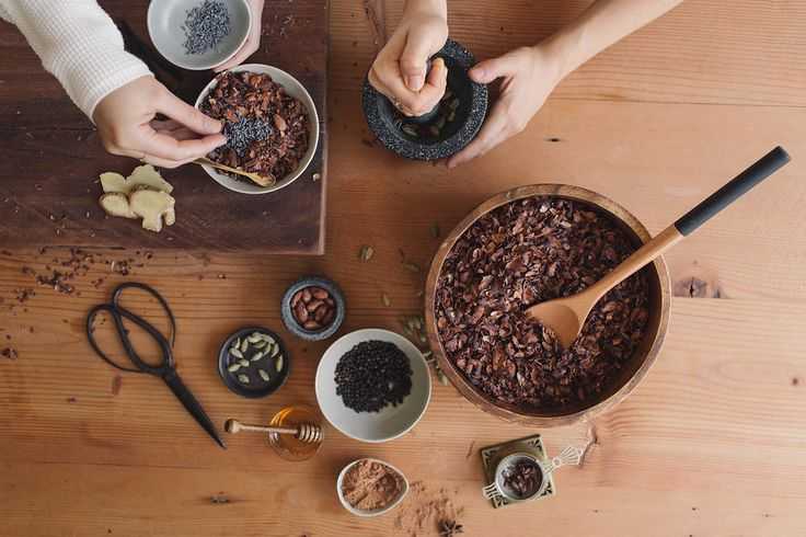 The Husk Mill - Cacao Tea Blends (Australia)