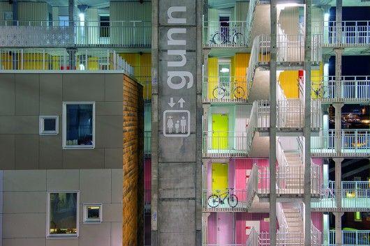 © Cecilie Bannow Grønneviksøren Student Apartments / 3RW Arkitekter