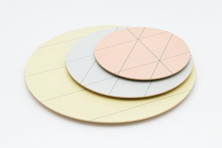 Colour Platter by Scholten & Baijings for Karimoku New Standard. Available from Stylecraft.com.au