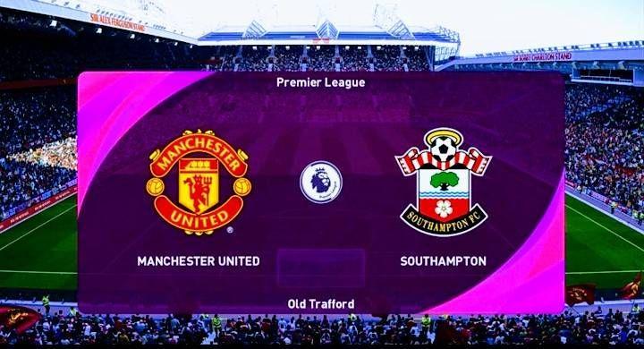 ترتيب الدوري الإنجليزي بعد فوز مانشستر يونايتد على ساوثهامبتون In 2021 Southampton Premier League Trafford