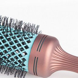 Spornette's Ion Fusion Aerated ionic ceramic, anti-static brush with ion infused…