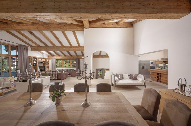 Chalet Sun Valley Wohnen, Wohnung, Haus innenarchitektur