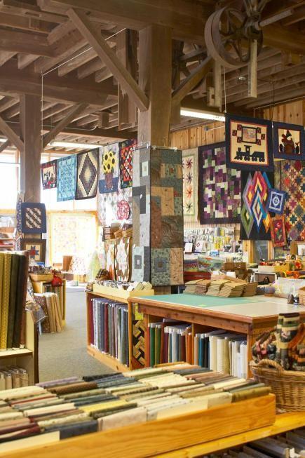 Heritage Designs Quilting and Needlework   Amana Colonies, Iowa