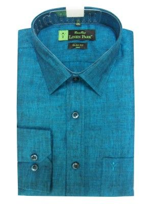 www.ramrajcotton.in/men/shirts/linen-park-shirts - Premium Quality Linen Park Shirt Scooter. Available at best prices online at Ramraj.