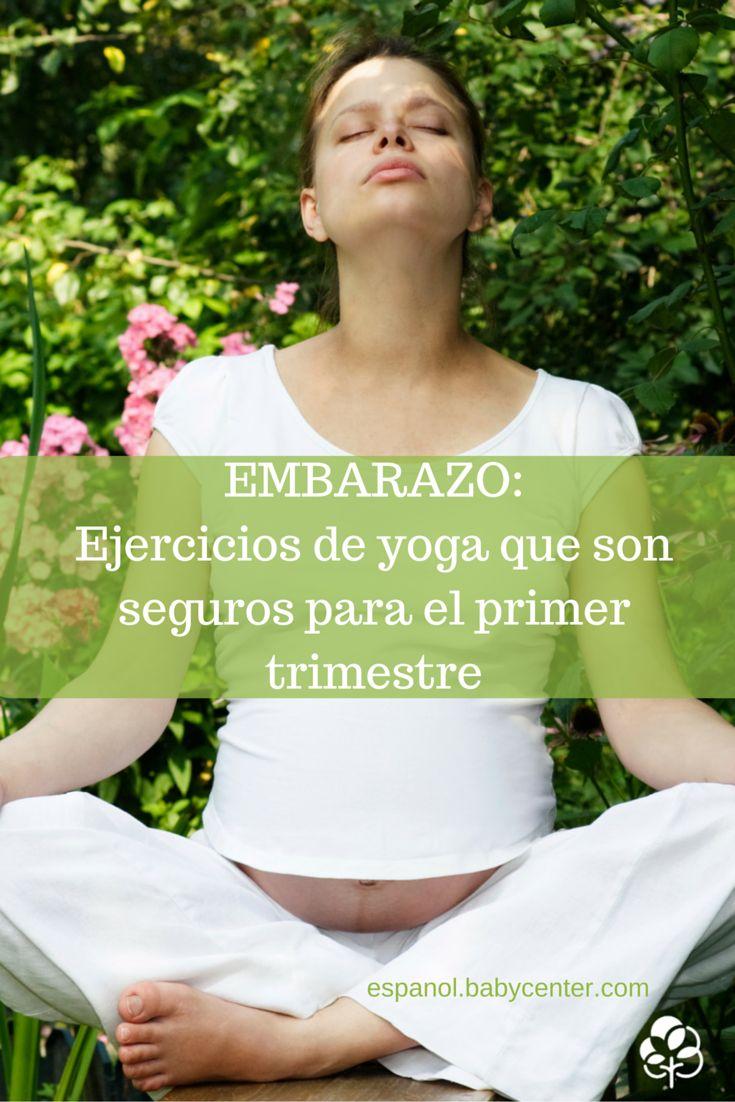 Yoga para el primer trimestre de embarazo (videos) - BabyCenter
