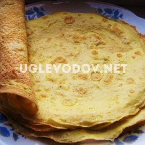 Рецепты блюд на сайте Uglevodov.net