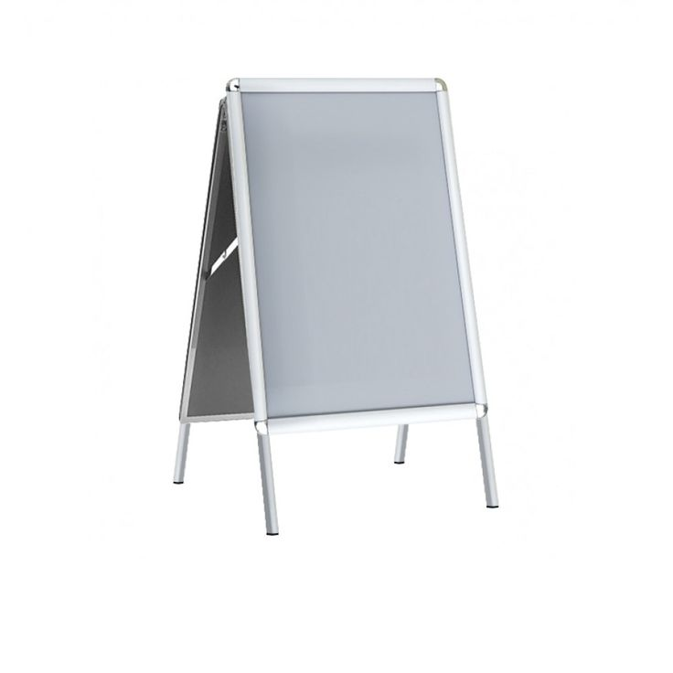 CAVALLETTO 50x70, CON CORNICE A SCATTO PROFILO 32 mm