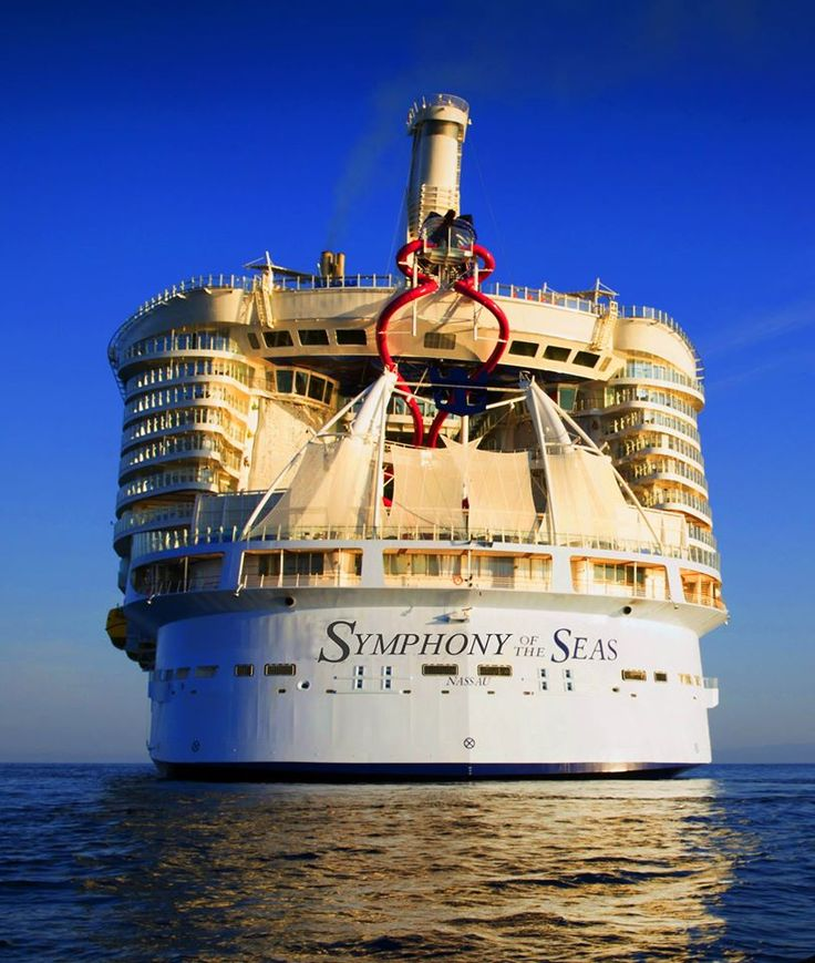 Symphony of the Seas in 2018 Photoshop by Harry Thomas ...